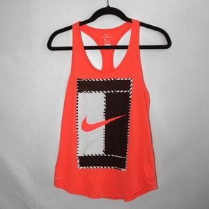 Nike Dri-fit Athletic Tank Top